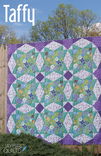 Taffy Quilt Pattern - Various Sizes