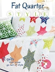 Fat Quarter Style Soft Cover Quilt Book