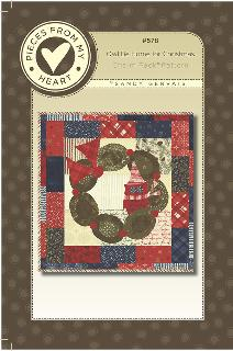 Christmas Quilt Patterns.Owl Be Home For Christmas Quilt Pattern Wall Hanging 19