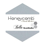 Honeycomb Hexagons - Silver