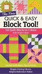 The New Quick & Easy Block Tool Book