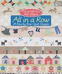 All In A Row Soft Cover Book