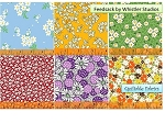 Feedsack Fat Quarter Bundle - 20 Fat Quarters