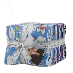 Feed Sacks: True Blue Fat Quarter Bundle - 30 fat quarters