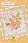 Bountiful Quilt Pattern - Wall Hanging - 18 3/4