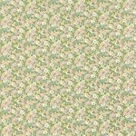 Ambleside - Mini Flowers - Linen White