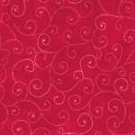 Essential Marble Swirls - Christmas Red