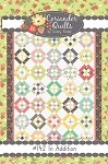 In Addition Quilt Pattern - 67'' x 89 1/2'' - Jelly Roll Friendly