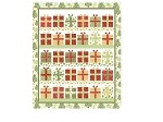 "All Wrapped Up Quilt Kit - 55 1/2"" x 66 1/2"""