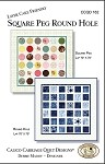 Square Peg Round Hole Quilt Kit - 70'' x 70''