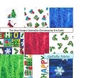 The Very Hungry Caterpillar Christmas - Fat Quarter Bundle