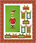 "Wrapped with Care Quilt Kit - 53 1/2"" x 63 1/2"""