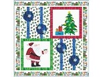 "Inching to Christmas Quilt Kit - 56"" x 58"""