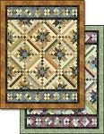 "Smokey River Quilt Pattern - 76"" x 97"""