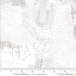 NEW!! Compositions Maps - White