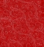 Holiday Homecoming  Swirl - Red