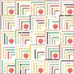 Strawberry Jam Quilt Kit - 60'' x 60''