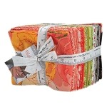 Blushing Peonies Fat Quarter Bundle