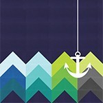 Make a Splash FREE Mfg. Quilt Pattern - 72'' x 78''