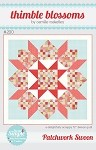 Patchwork Swoon Quilt Pattern - 72'' x 72'' - Jelly Roll Friendly