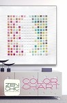 Color Chart Quilt Pattern - Charm Pack Friendly