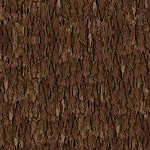 Nocturnal Wonders Tree Bark - Brown
