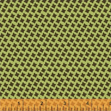Chelsea - Houndstooth - Green