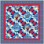 Let It Snow Quilt Kit - 50