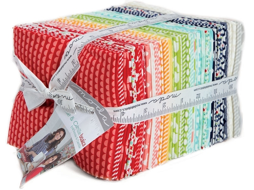 Bonnie & Camille Basics Fat Quarter Bundle
