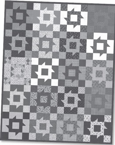 Charm Wednesday FREE Mfg. Quilt Pattern - 60