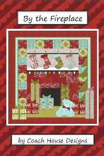 By The Fireplace Quilt Pattern - 61