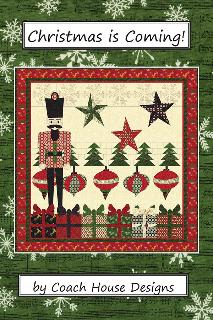 Christmas is Coming! Quilt Pattern - 57