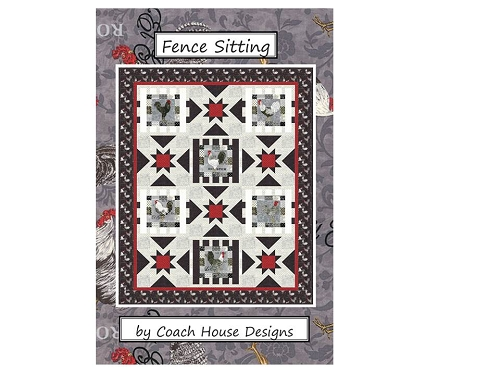 Fence Sitting Quilt Pattern - 58