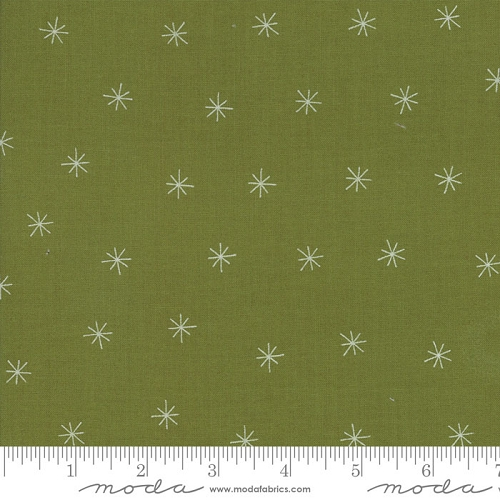 Merrily Snowy Stars - Holly