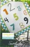 Number Games Quilt Pattern - 40