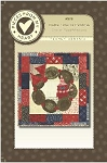 Owl Be Home for Christmas Quilt Pattern -  Wall Hanging  - 19