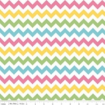 Pastel Chevron - Small