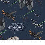 Star Wars The Force Awakens Ships - Blue