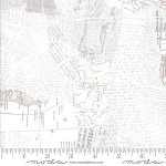 Compositions Maps - White
