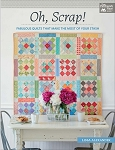 Oh, Scrap! Soft Cover Quilt Book