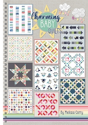 Charming Baby Book Quilt Patterns - Spiral Bound