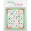 Lori Holt of Bee of In My Bonnet Company is excited to celebrate her favorite season with this book by It's Sew Emma. Come on in to Lori's scrappy vintage world with over ten quilty projects including her Vintage Christmas Sampler. There are 42 blocks available in both 6'' and 12'' sizes, so if you have any of her previous books these will work perfectly.   As mentioned, this book includes the beautiful Vintage Christmas Sampler, along with variations on table runners, mug rugs, placemats and much, much more!  soft cover, spiral-bound, 207 pages
