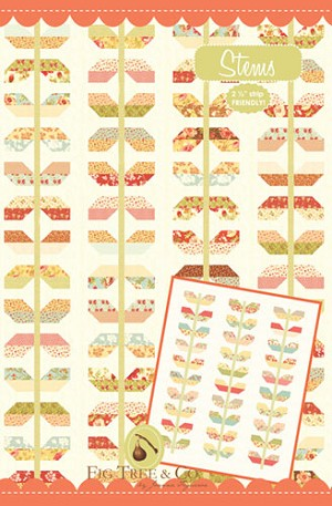 Stems by Fig Tree Quilts - 2 Styles/2 Sizes