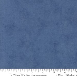 Antique Solid - Med. Blue - Minick & Simpson for Moda Fabrics yardage