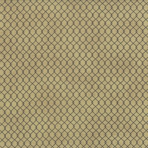 Little Black Dress 2 - Chain Link Fishnet Blender - Tan - BasicGrey for Moda Fabrics - Full Cuts only