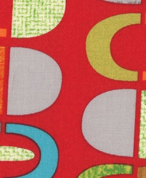 Mod Century Half Pods by Jenn Ski for Moda Fabrics yardage - full cuts only