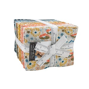 Cider Fat Quarter Bundle includes 40 fat quarters from the collection by BasicGrey for Moda Fabrics. November 2020 - Preorder & Save now! Preorder price is $117.99 which includes a non-refundable reservation fee of $1.99. Regular price will be $124.99