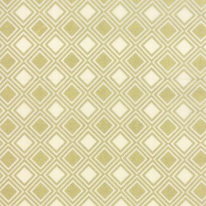 Chandelier Metallics Diamonds - Snow - Studio M for Moda Fabrics yardage