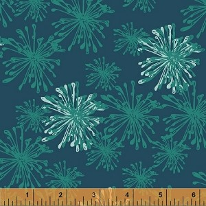 Hand Maker Sparkle - Night Sky - Natalie Barnes of Beyond the Reef for Windham Fabrics yardage