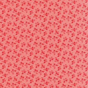 Little Ruby Little Tulip - Pink - Bonnie & Camille for Moda Fabrics yardage - 3.875 yds remain - sold as one piece